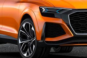 Salon Genewa 2017 | Audi Q8 Sport Concept | Szybki SUV z Ingolstadt