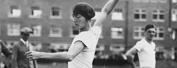 W 1928 r. w Amsterdamie zdobyła pierwsze olimpijskie złoto dla Polski