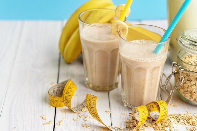 koktajl proteinowy