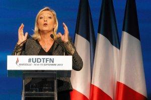 Ju� co czwarty Francuz popiera nacjonalist�w. Kolejny sukces Marine Le Pen