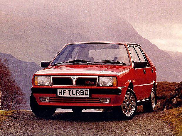 Delta HF Turbo posiadała fiatowski silnik o pojemności 1,6 litra