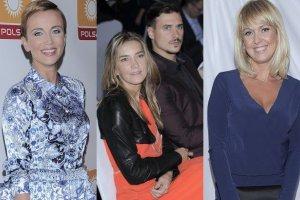 Najwi�ksze gwiazdy Polasatu pojawi�y si� w czwrate w warszawskim klubie Endorfina na konferencji jesiennej ram�wki stacji.