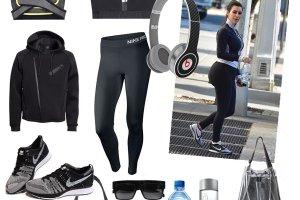 Trening w stylu gwiazd: Kim Kardashian