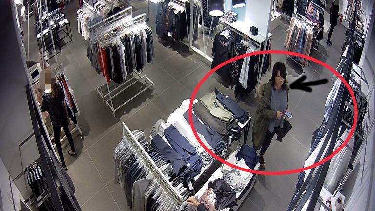 Poszukiwane osoby podejrzane o kradzież