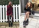 Sportowe buty za kostkę w stylu Lewandowskiej - modele idealne na jesień