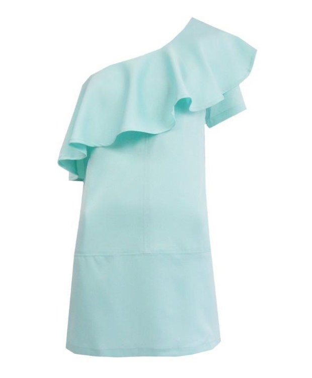 1deac98498 Zdjęcie numer 3 w galerii - Modny detal  ubrania z falbankami. Sukienki ...