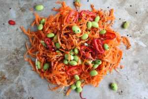 Sałatki dietetyczne. Jak je przyrządzić?