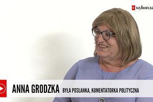 """Temat dnia """"Gazety Wyborczej"""": Anna Grodzka: Nie mo�emy da� si� zniewoli� autorytaryzmowi"""