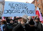 Demonstracja kod w Toruniu