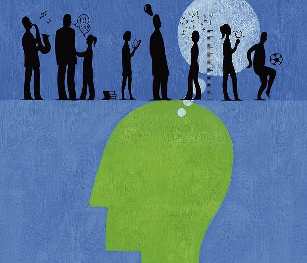 Nie bez powodu mózg ewoluował jako instalacja alarmowa. Kiedy się nam wydaje, że o niczym nie myślimy, on wciąż analizuje dochodzące do niego bodźce i rozważa możliwe zagrożenia. Warto się więc czasem 'zaniemyślić'