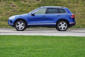 VW Touareg FL | Pierwsza jazda | Pow�ci�gliwe zmiany