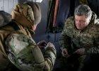 """Poroszenko: """"Niemcow chciał opublikować fakty o agresji Rosji. Ktoś bardzo się tego przestraszył"""""""