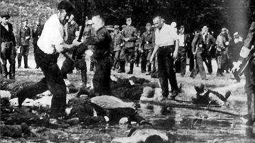 Pogrom Żydów w Kownie w czerwcu 1941 r.