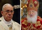 Papie� Franciszek i patriarcha Cyryl spotkaj� si� na Kubie
