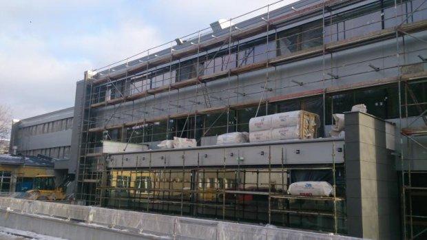 Budowa Gdyńskiego Inkubatora Przedsiębiorczości. Otwarcie w czerwcu