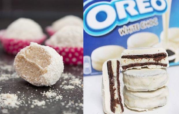 Zamień oreo, michałki i inne tradycyjne słodycze na ich odpowiedniki w wersji fit