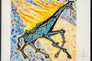 Z Francji do Sopotu - wystawa grafik Salvadora Dali