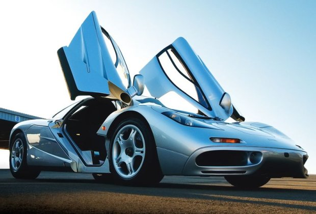 Historia marki | McLaren | Z prędkością za pan brat