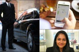 Uber wchodzi do Polski. Samoch�d z szoferem zam�wimy przez smartfon