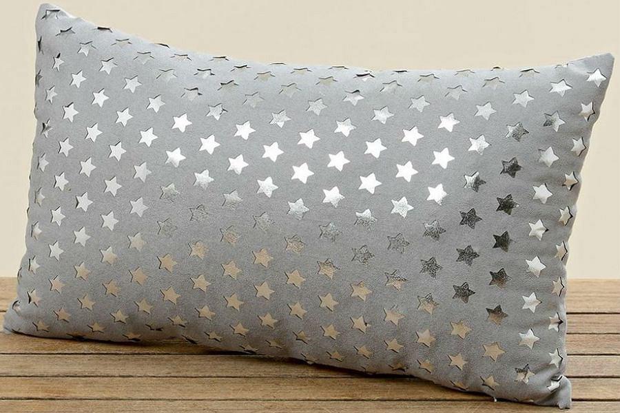 Poduszka dekoracyjna do wnętrz skandynawskich
