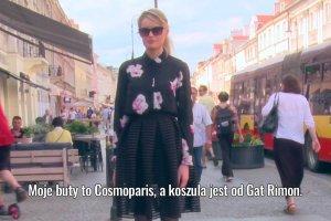 Pary�anka w Warszawie: praca w bran�y mody pomaga odnale�� sw�j styl [STREET FASHION]
