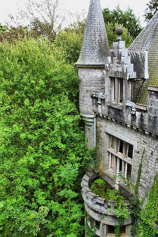 Chateau de Noisy, Celles (Belgia) / flickr.com andymaar