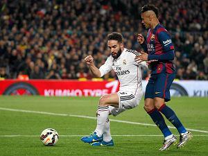 Piłkarz Realu obraził kibiców Barcelony. Skandaliczne zachowanie