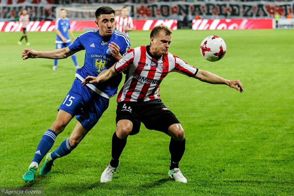 Cracovia - Ruch 2:0