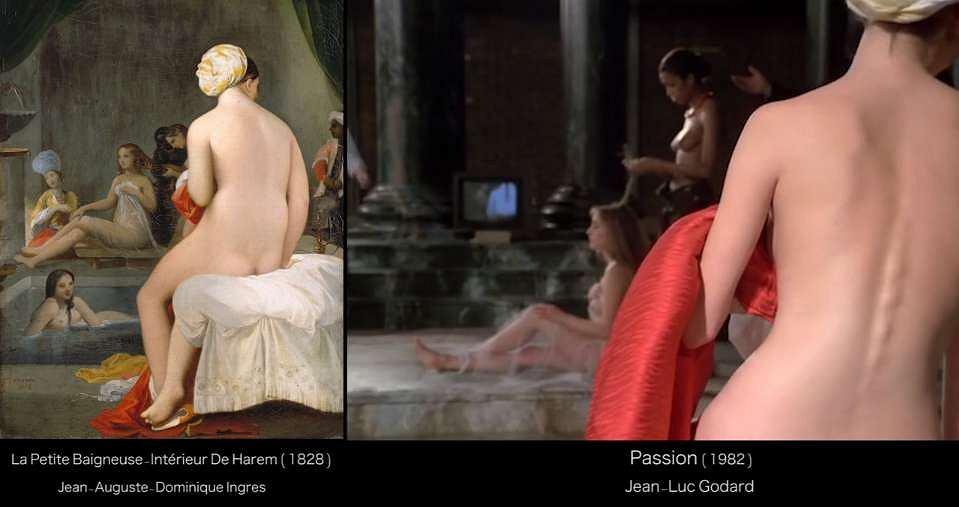 Kadr z filmu 'Film Meets Art' Vugara Efendiego / Screen z vimeo.com