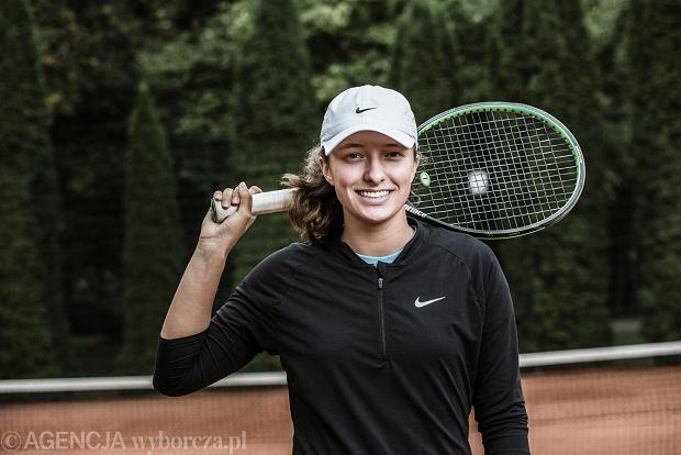 Zdjęcie numer 2 w galerii - Australian Open. Iga Świątek debiutuje w Wielkim Szlemie. Tomasz Świątek: Wierzę,że treningi z Caroliną Wozniacki pomogą Idze