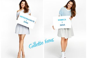 Gillette Venus - Anna Lewandowska now� ambasadork� i twarz� marki!