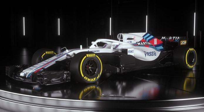 Nowy bolid Williamsa