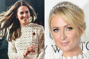 Księżna Kate, Paris Hilton