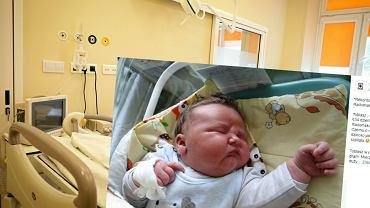 Rekordowo duże dziecko urodziło się w szpitalu w Radomsku