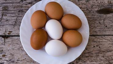 Od czego zależy kolor skorupki jajka? Dlaczego 'zerówki' są smaczniejsze od 'czwórek'? Pytamy eksperta
