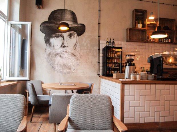Minister Cafe (fot. Basia Starecka)