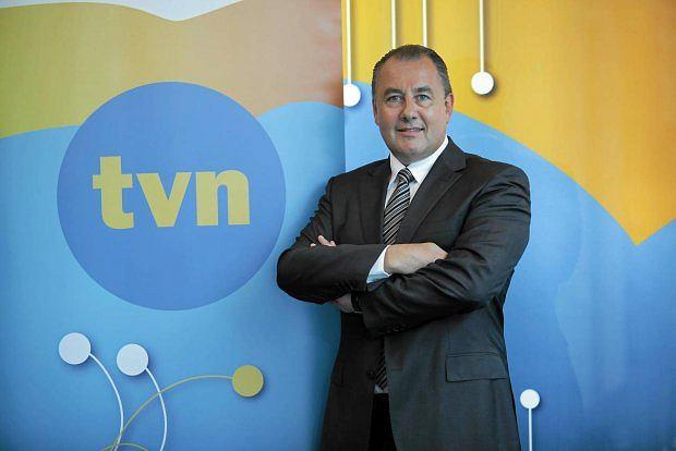 Markus Tellenbach, prezes Grupy TVN