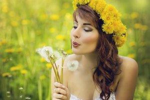 Skarby z p�l i ��k - naturalne leki i kosmetyki