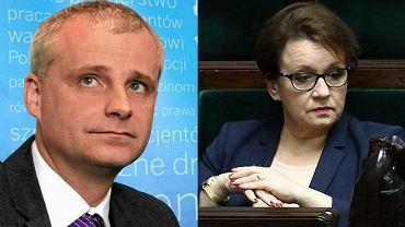 Nazwiska Piotra Babiarza i Anny Zalewskiej pojawiają się w w sprawie finansowania kampanii z pieniędzy PCK