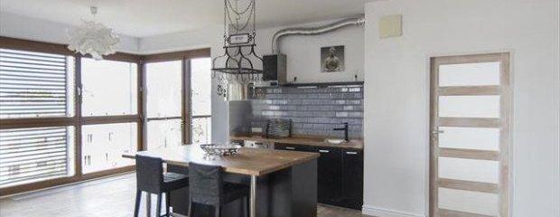 Otwarta kuchnia w mieszkaniu HIT czy KIT?