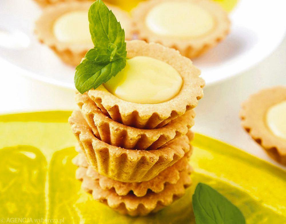 Tartaletki cytrynowe