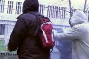 15 dni aresztu za atak na ambasad� RP w Moskwie. Wyrok: drobne chuliga�stwo
