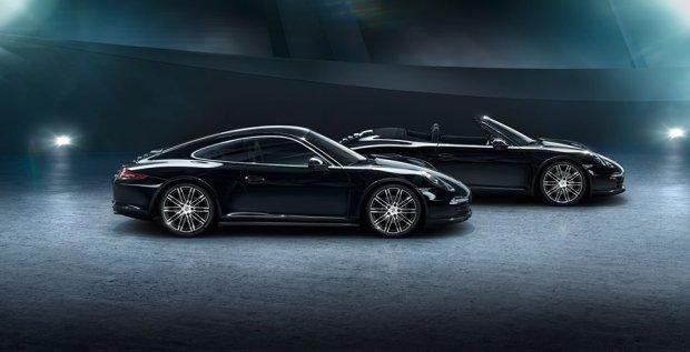 Porsche Boxster i 911 Carrera Black Edition | Ceny w Polsce | Elegancka czer�