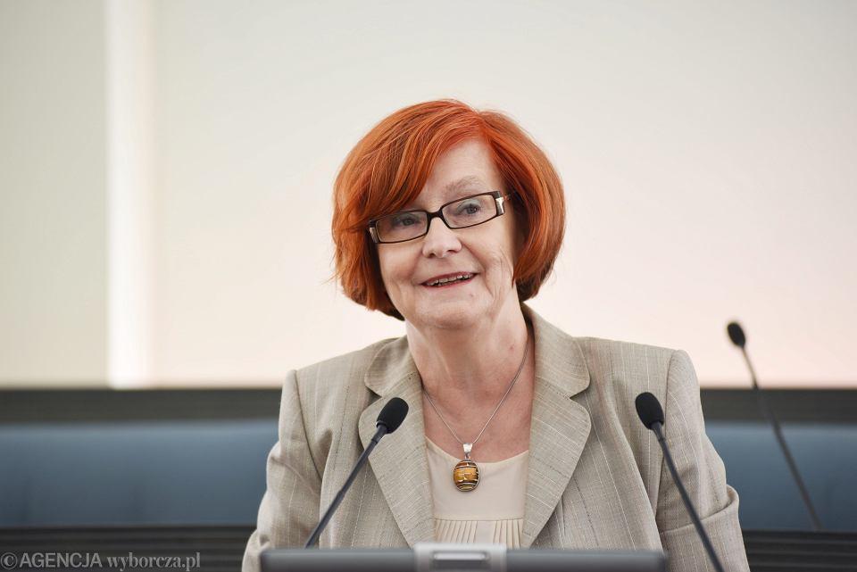 Prof. Małgorzata Fuszara
