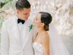 Marina �uczenko-Szcz�sna i Wojciech Szcz�sny