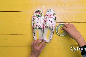 Masz problem z przepoconymi butami? Włóż do nich plasterki tego owocu