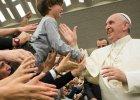 Papie�: Prawdziwy chrze�cijanin musi uzna� �ydowskie korzenie tej religii. Antysemityzm to grzech