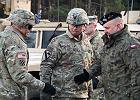 Do współpracy z brygadą pancerną z USA potrzebujemy wojsk operacyjnych, a nie partyzantki obrony terytorialnej