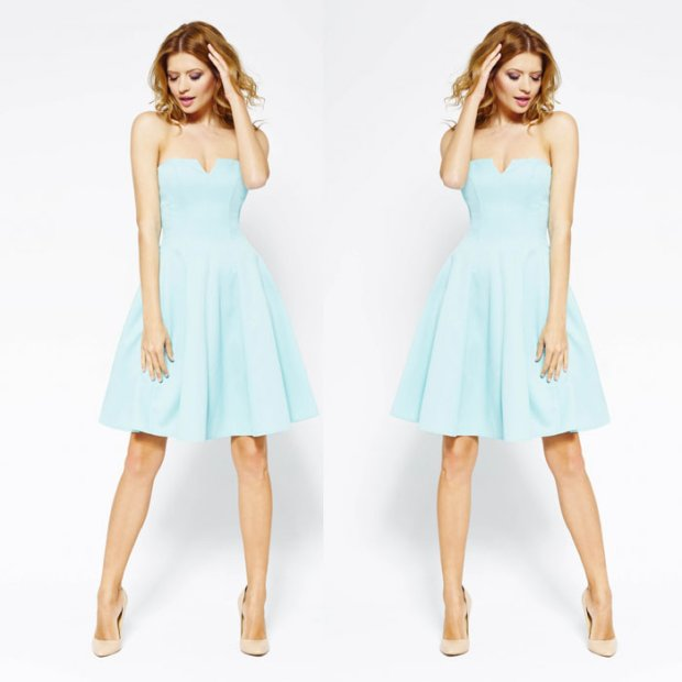 Trzy stylizacje na wesele z sukienk� w roli g��wnej