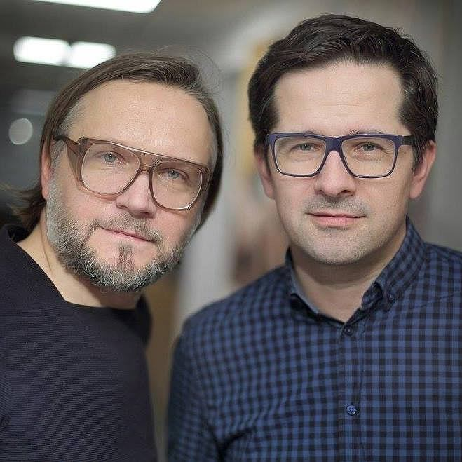 Jacek Hawryluk i Bartek Chaciński, HCH.